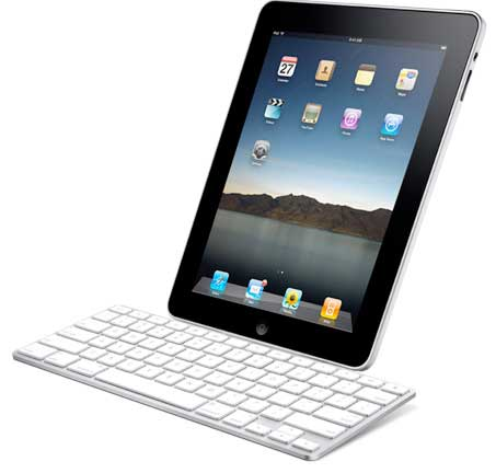 Apple iPad Keyboard Charger Dock