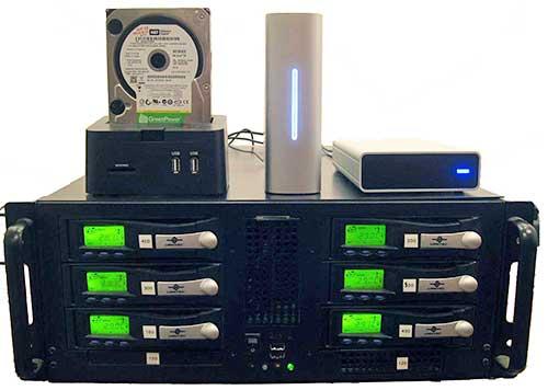 DIY Windows Home Server Build – JukeBox MkII – Automated Home