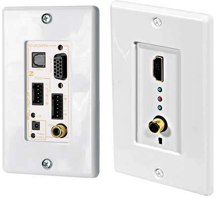 Hdmi Component Cat56 Faceplates Automated Home