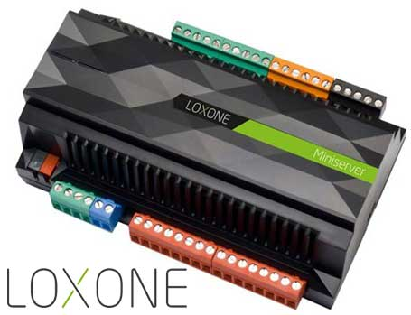 Loxone Miniserver Home Automation Controller Automated Home
