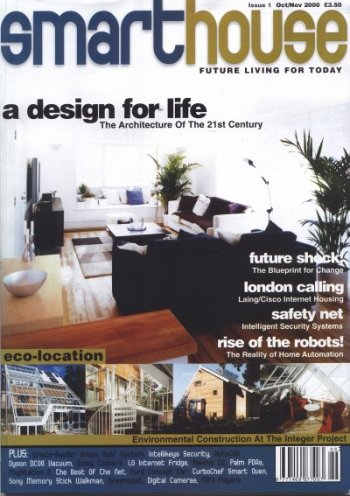 smarthouse magazine launches in uk automated home