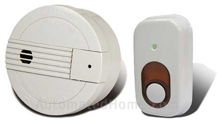 Z-Wave Siren and Smoke Detector