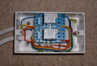 central heating automation review automated home rh automatedhome co uk Phone Box Wiring Electrical Wiring Box