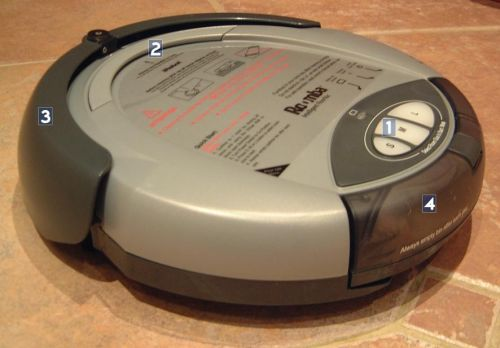 Roomba Intelligent Floorvac Review Automated Home