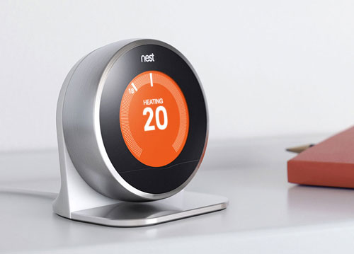Video  Nest Learning Thermostat Now Available In The Uk