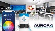 Aurora AOne Smart Lighting UK Launch